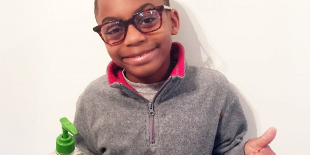 How One 7-Year-Old Is Helping Hundreds of Children Affected by the Flint Water Crisis