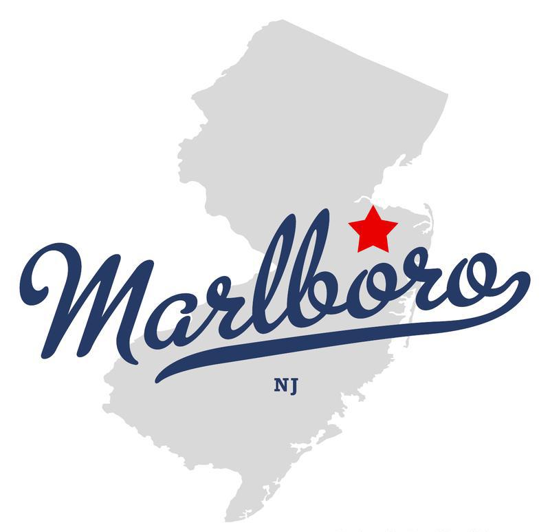 map_of_marlboro_nj